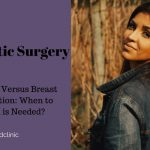 Dr Daood Cosmetic Surgery - Breast Lift vs Breast Augmentation Featured Blog Image
