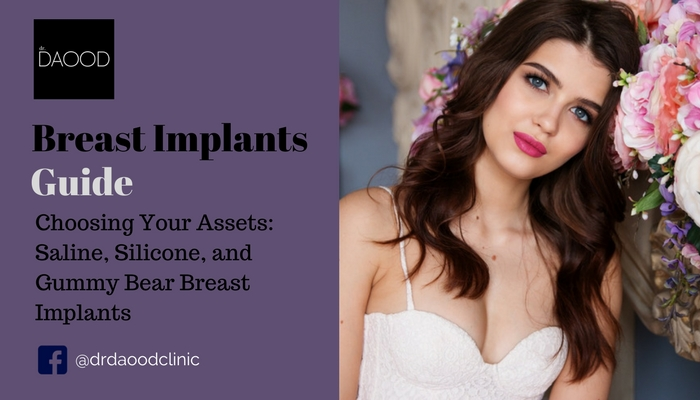 Dr Daood Cosmetic Surgery - Saline, Silicone, and Gummy Bear Breast Implants Mini Featured Blog Image